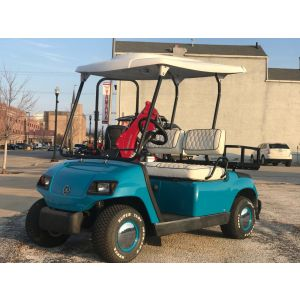 2003 Yamaha G22A Custom Gas Golf Car