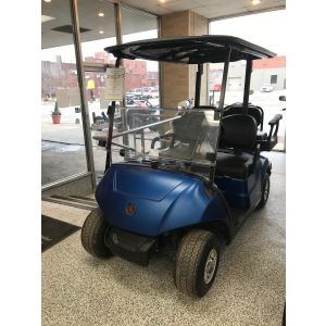 2020 Yamaha Drive2 Custom Fuel Injected Golf Car