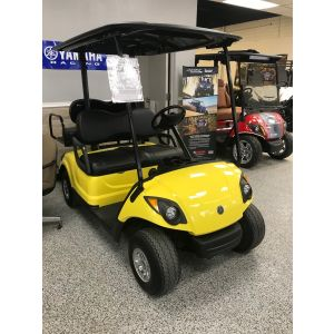 2016 Yamaha Drive 48v AC Custom Yellow