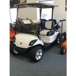 2009 Yamaha Drive Custom Reconditioned Gas Golf Car