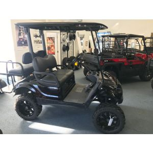 2012 Yamaha YDRA Gas Recon. Golf Car
