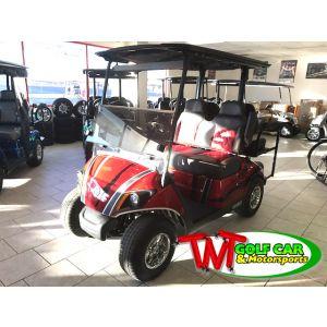 2019 Used Yamaha Drive Electric PTV Golf Car