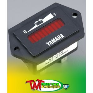 Battery Energy Meter for Yamaha Drive
