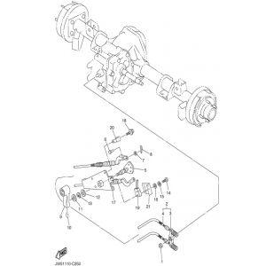 Gas Yamaha Parts Parts Tnt Golf Car Amp Equipment