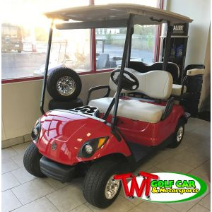 2016 Yamaha Golf Car - Red