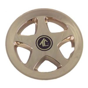 Mag Wheel Cover-Gold Plated