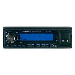 Millennia AM/FM Portable Media Receiver