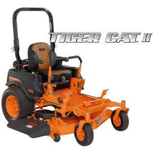 "Scag Tiger Cat II 61"" Velocity Plus Deck w/26HP Kawasaki FT EFI"