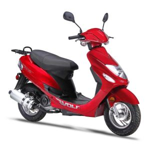 2020 Wolf RX-50 - Red