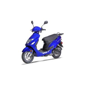 Wolf Scooters RX-50 - Blue