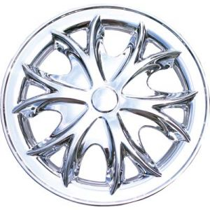 Sawblade Wheel Cover-Silver