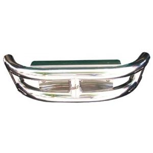 Small Front Bumper-Stainless-Club Car
