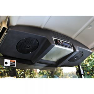'10-'16 The DRIVE Stereo Console with Speakers