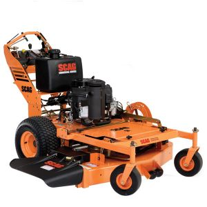 "Scag SWZT Hydro-Drive Walk Behind 52"" Deck with 18HP Kawasaki FSE"