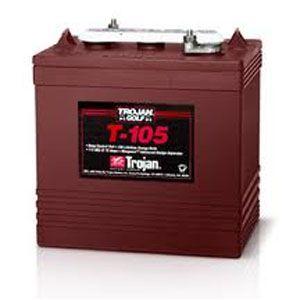 T105 Trojan Batteries-6Volt