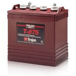 T875 Trojan Batteries-8Volt