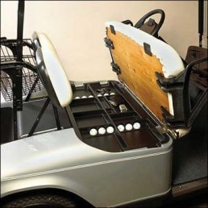Underseat Storage Tray-Club Car