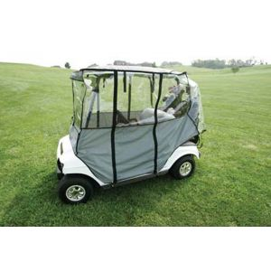 Club Car - 4 Sided Enclosures - Enclosures/Cabs/Bag Covers