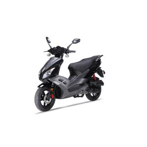 2018 Wolf Scooters V-50 Black