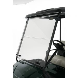 Adventurer Windshield-Fold Down Tinted