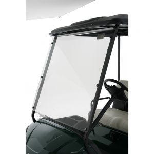 Adventurer Windshield-One Piece Tinted