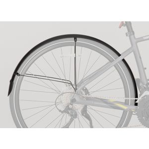 Rear Fender Kit - No Rack