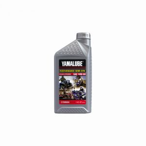 Yamalube Performance Semi-Synthetic 10W-50-1 quart