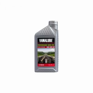Yamalube Performance Semi-Synthetic 20W-50-1 quart