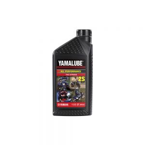 Yamalube Performance 2S Two-Stroke Oil-1 quart