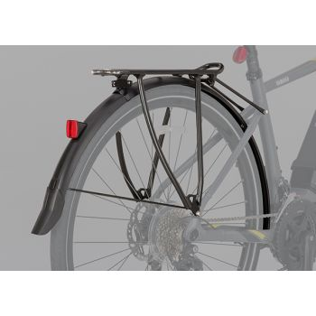 Rear Fender & Rack Kit with Light