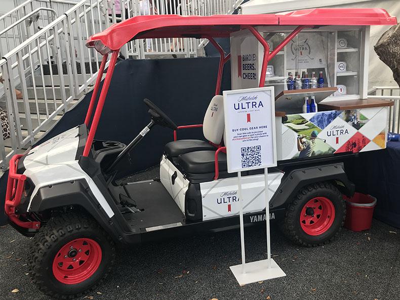 Yamaha Micheolb Ultra Cart by TNT Golf Car & Equipment in O'Fallon Missouri